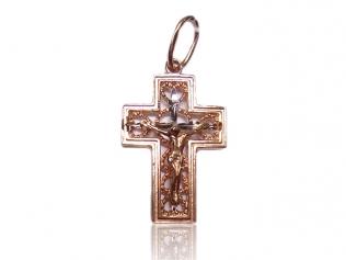 Золотой крестик -