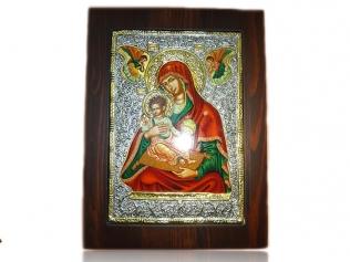 Смоленская икона Божией Матери -